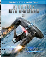 Star Trek Into Darkness Blu-Ray 3D DVD