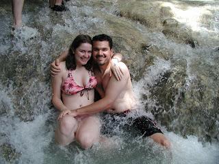 honeymoon waterfall