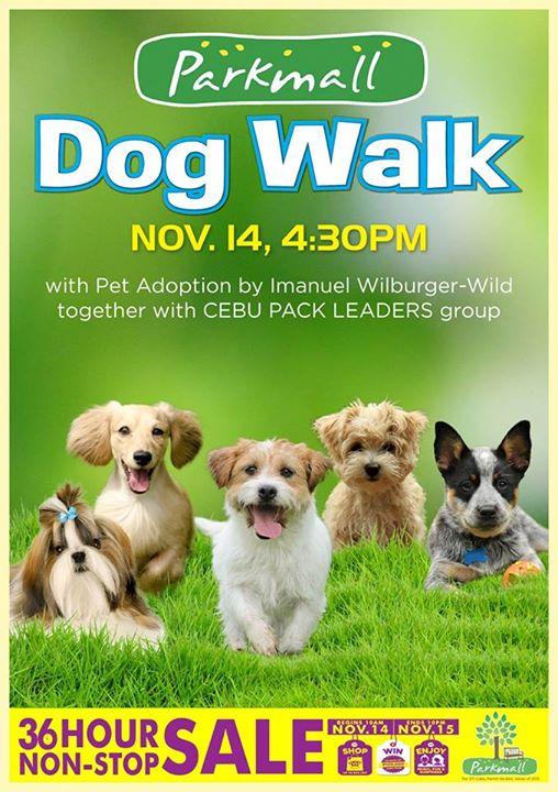 Parkmall-Dog-Walk