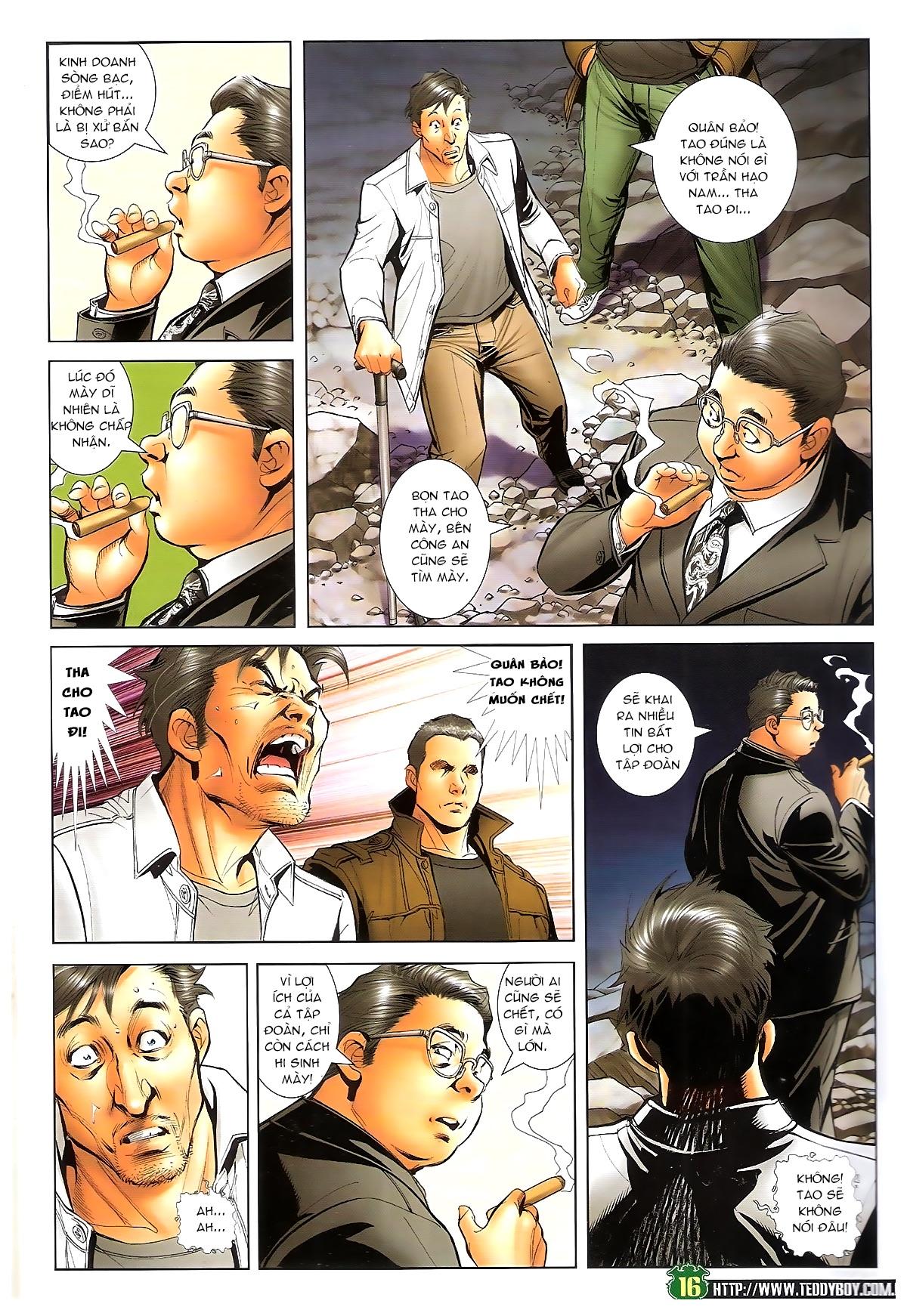 NGƯỜI TRONG GIANG HỒ trang 15