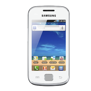 Cara Root Samsung Galaxy Gio GT-S5660