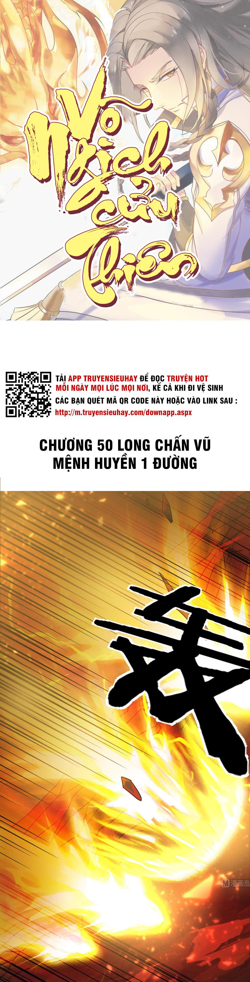 Võ Nghịch Cửu Thiên Chapter 50 video - Hamtruyen.vn