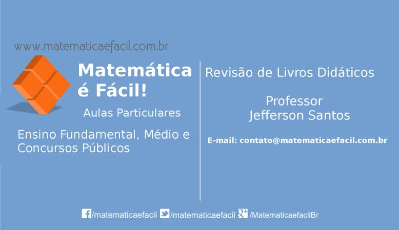 Aulas particulares de Matemática em SP