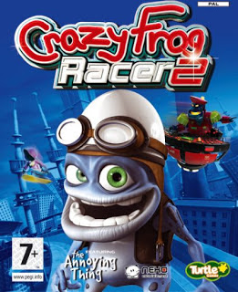 Crazy Frog Racing game