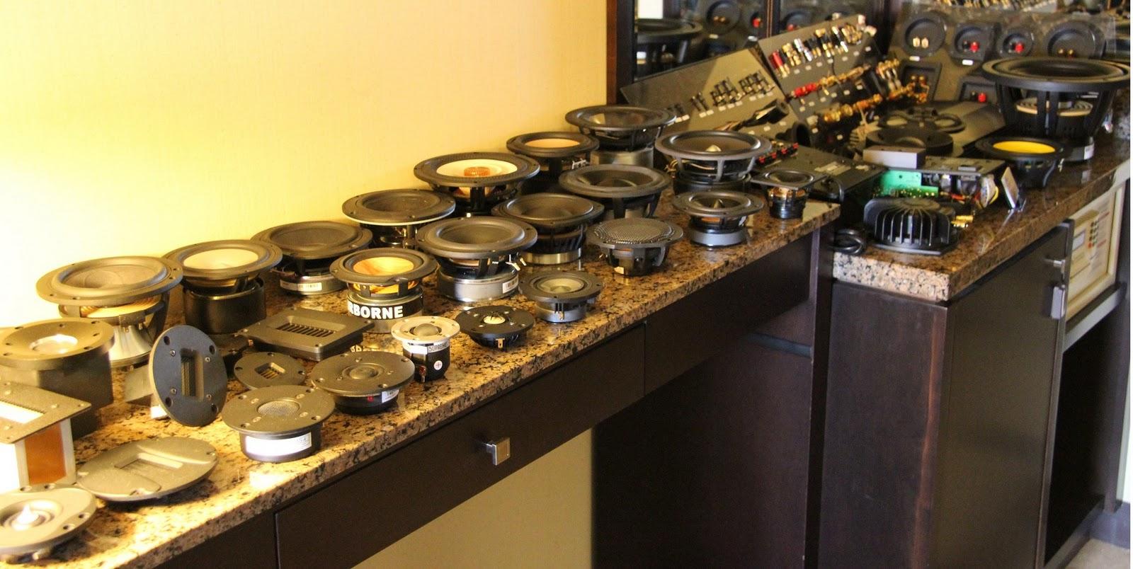 Fotos varias de fierros - Página 42 Speaker-Drivers-DIY-Parts