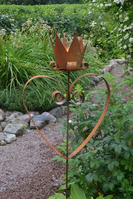 marschallhållare hjärta från Rosverkstan