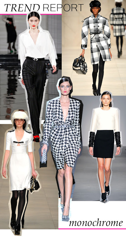 Fall Trend Monochrome