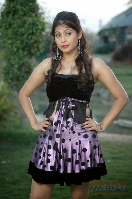 Saira Bhanu Latest Stills
