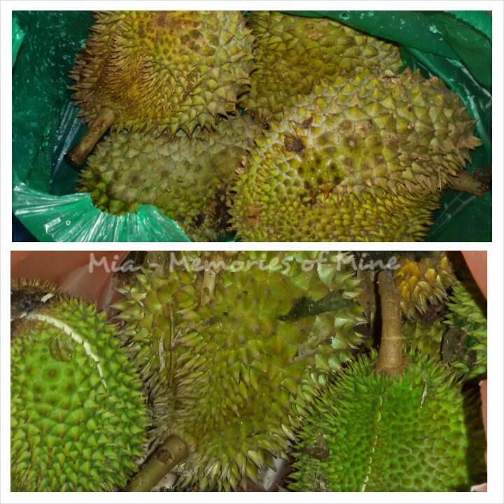 Durian oooo Durian
