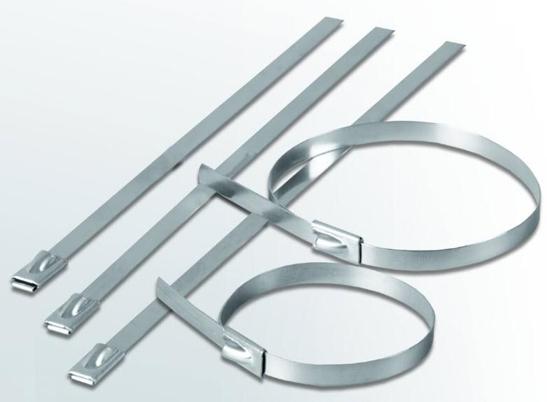 Stainless Steel Wire Ties : Stainless steel cable ties