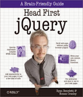 Head First Jquery Free book Download