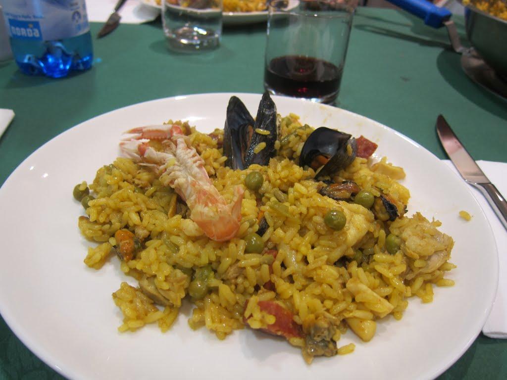 Mil di tutto e di pi corso di cucina spagnola for Cucina spagnola
