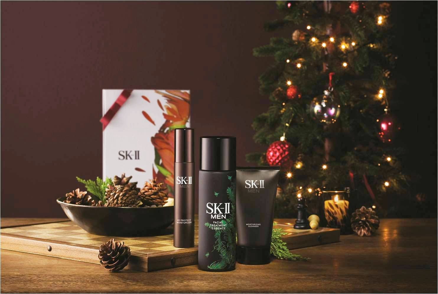 SK-II MEN Essential Festive Set,