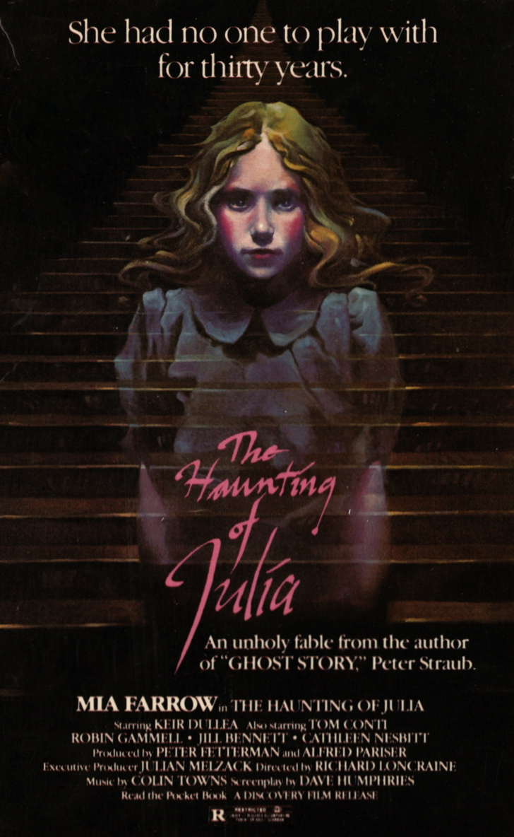 every 70s movie the haunting of julia 1977