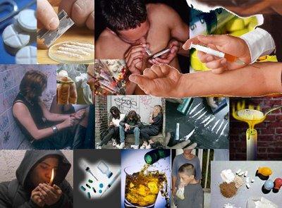 Adolescentes con padres drogadictos