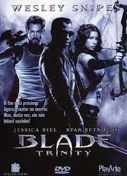 Filme Blade Trinity Dublado AVI DVDRip