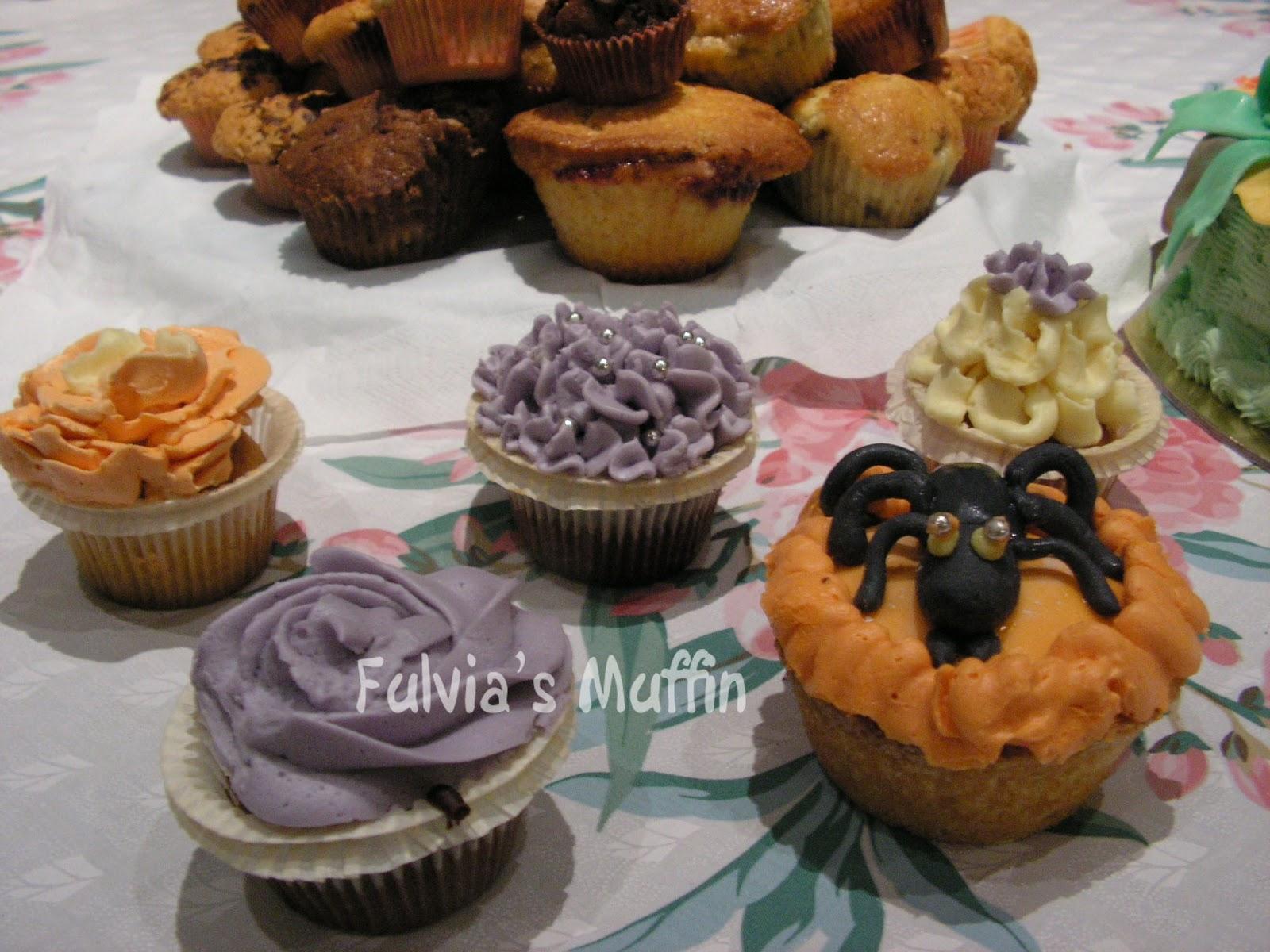 fulvia 39 s muffin corso di decorazione torte e cupcakes