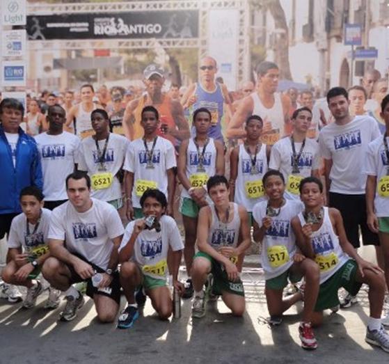 Circuito Rio Antigo : Estácio de sá online talentos e corrida light