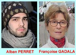 Les délégués adjoints du Calvados
