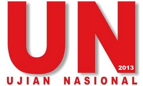 Pengumuman Hasil UN/UNAS 2013 SMA SMP SD