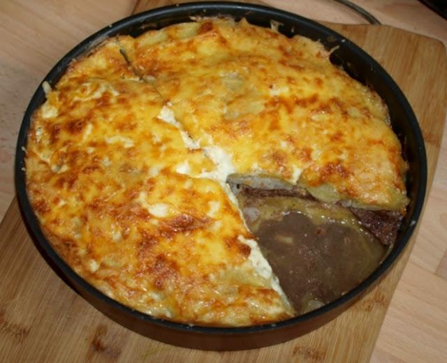 очень коротком картофельная запеканка с мясом слоями равнобокой трапеции: Теорема