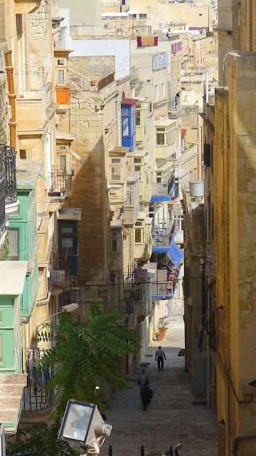 Battery St., Valletta