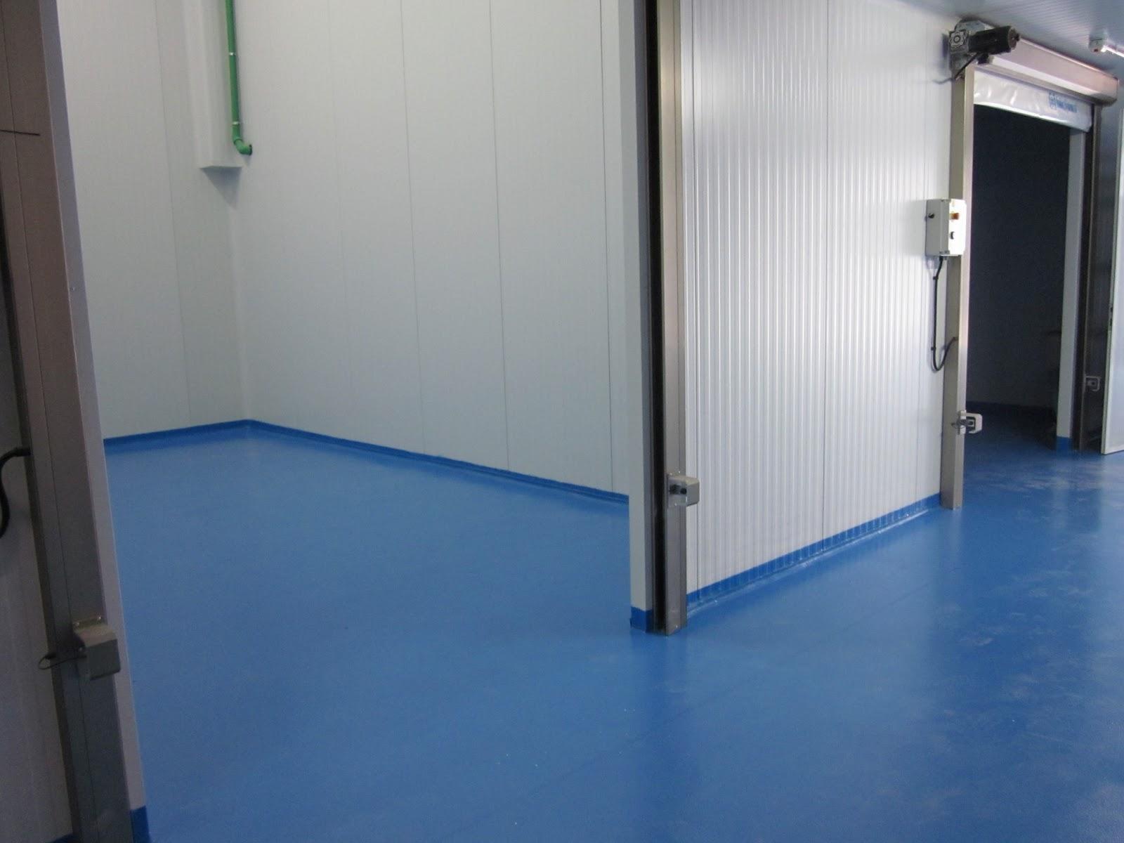 Pintura de suelos valencia pavimentos industriales - Pintura de suelos ...