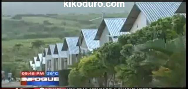 RD pide explicacion por casas fabricadas para Haitianos en Rep Dom