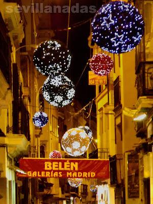 calle Cuna Navidad 2012 Sevilla