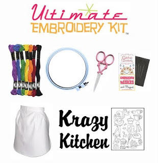 EMBROIDERY KIT THREAD « EMBROIDERY & ORIGAMI