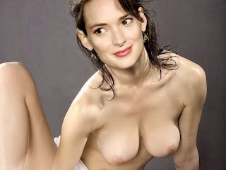 Winona Ryder nude Black Swan photosession UHQ