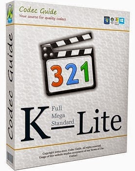 K-Lite Codec Pack 11.0.0 Mega-Full-Standard-Basic + Update 11.0.2