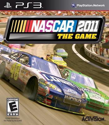 Nascar 2011 PS3