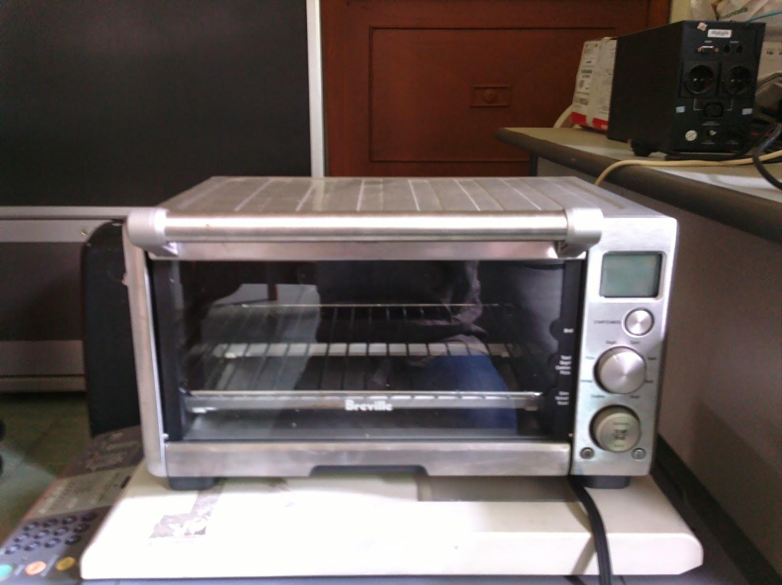 breville microwave barang bekas murah
