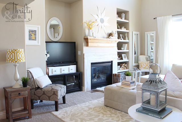 Living room design and decorating ideas