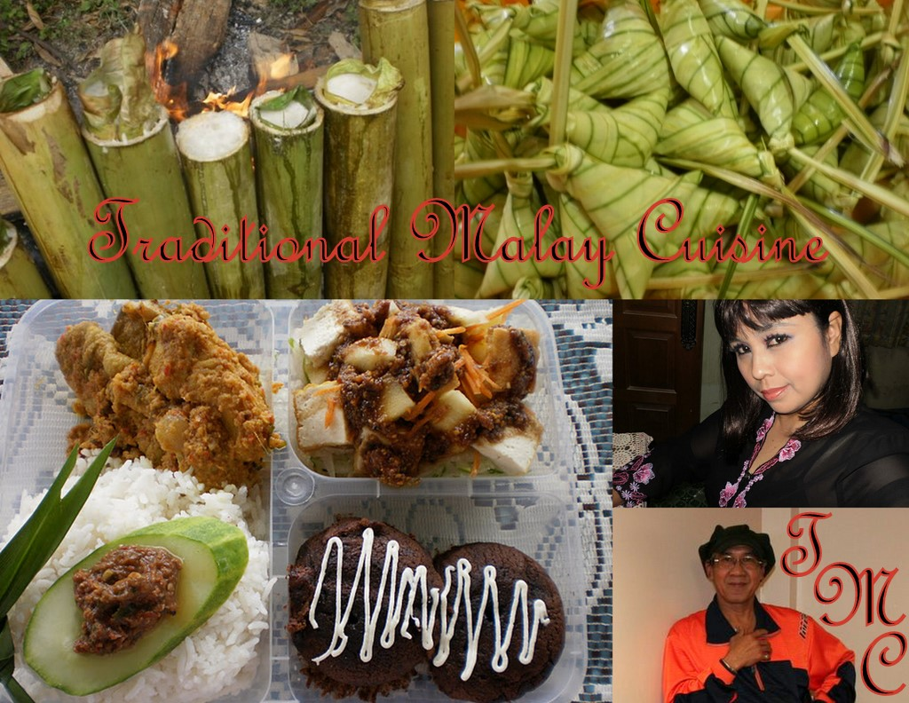 Traditional Malay Cuisine