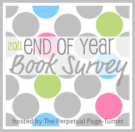 2nd Annual End Of Year Book Survey