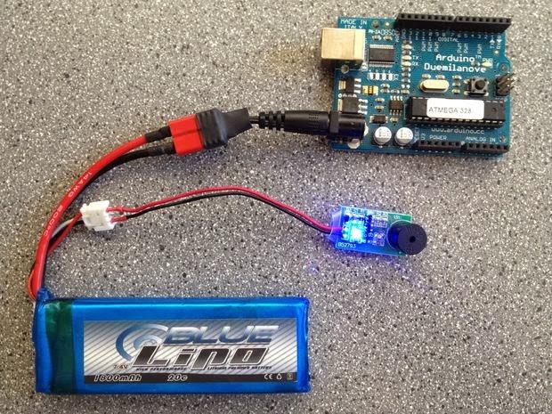 Kumpulan Proyek Robot Cara Pakai Baterai Lipo Untuk Robot