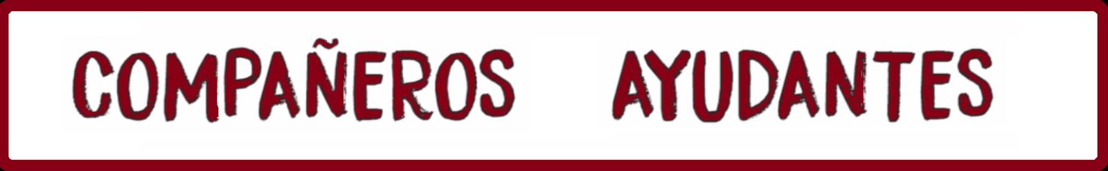 COMPAÑEROS AYUDANTES