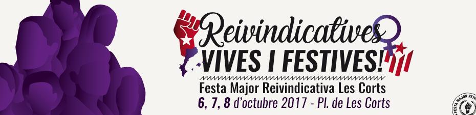 Festa Major Reivindicativa Les Corts