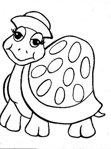 Imagenes De Tortuga Para Dibujar