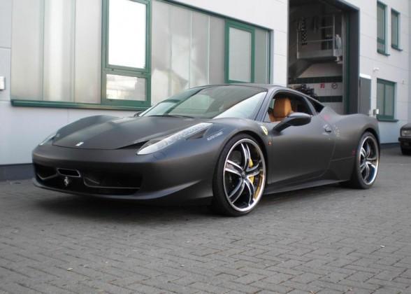 Car Information Cam Shaft Ferrari 458 Italia Nighthawk