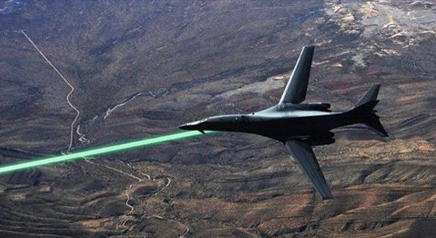 «Πόλεμος των Άστρων»: Η Lockheed Martin θα καταρρίπτει πυραύλους με λέιζερ