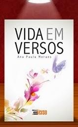 Meu livro de poesias pode ser encontrado comigo ou na Saraiva on line