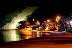 Coco Beach In The Night