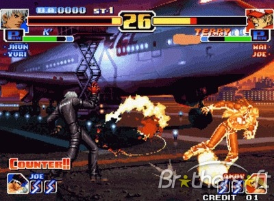 The King Of Fighters 99 [Pc-Mediafire-Full-Instalable] | Ponowx.net