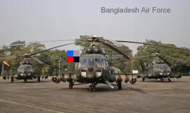 Mi-171sh of Bangladesh Air Force