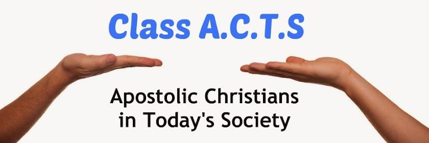 Class A.C.T.S