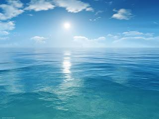 el sol sobre el mar Fotos de mar gratis