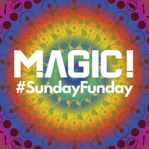#Sundayfunday - Magic!